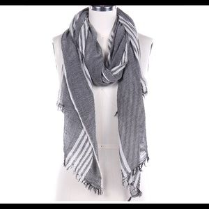 Blanket scarf perfect for Fall NWT